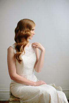 Hollywood Waves DIY Hair Tutorial
