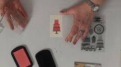 Today's tip goes out to all of you creative stampers. Diana Kovacs with Hampton Arts is here to show us just how easy it is to make our own ghost stamp. You're going to love it.
