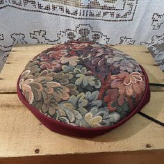 djembe drum cover 10 inches / drum head cover by InVictoriasCloset