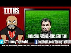The Tommy Toe Hold Show: Episode 28 - THE INJURY BUG STRIKES AGAIN!!!  www.Facebook.com/McDojoLife