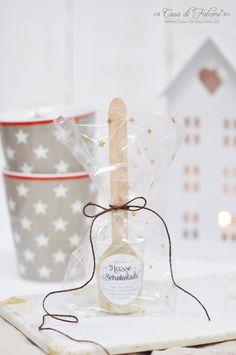 Heisse Schokolade {Rezept} & Verpackungsidee I Hot chocolate I Casa di Falcone