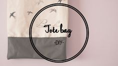 DIY: Tote bag - YouTube