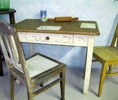 Vintage Tische - Vintage Tisch  - ein Designerstück von Wandeldesign bei DaWanda