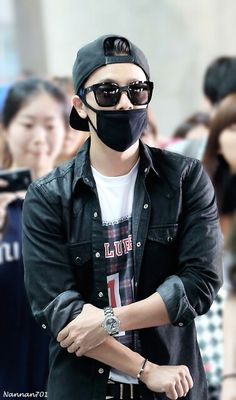 handsome in airport