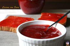 Ricetta marmellata di fragole
