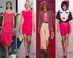 10 Modefarben für Frühjahr Sommer 2017 Pantone Fashion Color Bericht   Mode