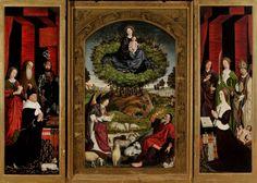 Margaret of Anjou's Parents 1475  Nicholas Froment