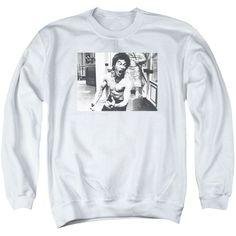 Bruce Lee - Full Of Fury Adult Crewneck Sweatshirt