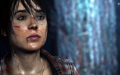 Jodie Holmes - Beyond : Two Souls - Quantic Dream 2013