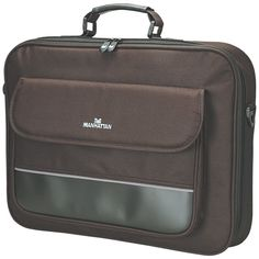 PET-ICI421560-Manhattan 421560 Empire 17 Notebook Laptop Briefcase W/Padded Shoulder Trap (PET ICI421560) | RetailStores.com | Online Shopping for Home, Office & Outdoors and so much more