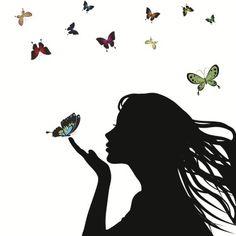 Woman Silhouette | Eu quero mudar de profissão! « Fala Mamãe :: Ser mãe é viver tudo ...