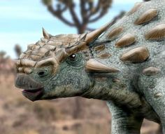 These Dinosaurs Were the Jurassic Equivalent of Sherman Tanks: Minotorasaurus, an ankylosaur of the late Cretaceous period (Nobu Tamura)