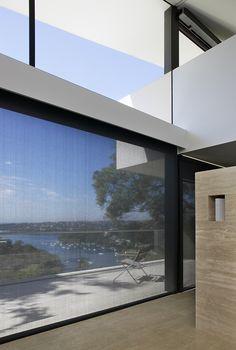 Window Shutter Blinds, Blinds For Bifold Doors, Window Shutters, Blinds For Windows, Curtains With Blinds, Interior Design Magazine, Best Interior Design, Modern Roller Blinds, Modern Window Treatments