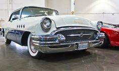 Bob Pond collection: 1956 Buick Roadmaster (Photo by Blake Z. Rong)