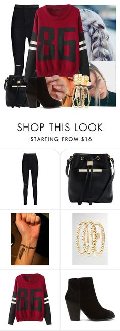 """Beg for it X Iggy Azalea ft. Mo"" by yazbo ❤ liked on Polyvore featuring Boohoo, Ted Baker, Avenue, Chicnova Fashion, Report and Joomi Lim"