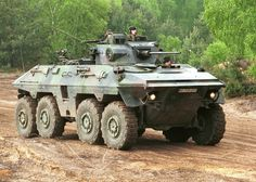 Spähpanzer Luchs Armored Reconnaissance Vehicle (Germany)