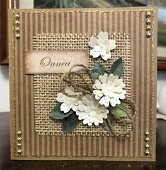 Best 11 Karteczkowo Ani S: Kartka z parasolką – SkillOfKing. Birthday Cards For Women, Handmade Birthday Cards, Greeting Cards Handmade, Paper Cards, Diy Cards, Burlap Card, Marianne Design, Card Sketches, Flower Cards