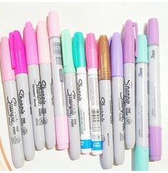 Stationery Store, Cute Stationery, Stationary, Too Cool For School, Back To School, Pastel Colors, Colours, Cool School Supplies, Paper Organization