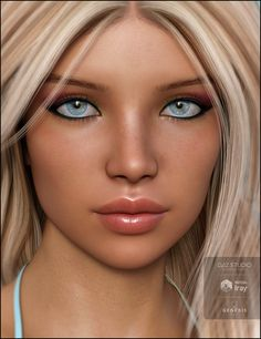 Sydney for Genesis 8 Female is a character, female, tattoos for Genesis 8 Female for Daz Studio or Poser created by Silver. 3d Girl, Cool Girl, Photo Face Fun, Maid Fancy Dress, Brunette Blue Eyes, Fantasy Art Women, Fantasy Girl, Woman Sketch, Teen Photography