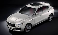 Maserati Levante Debuts: Looks Good, Sounds Good - Photo Gallery of Auto Show News from Car and Driver - Car Images - Car and Driver