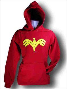 Wonder Woman - WANT!!