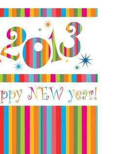 Free vector 2013 Calendar - Lịch 2013
