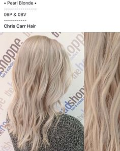 👑GLAM BARBIE👑 👑GLAM BARBIE👑 Redken Color Formulas, Hair Color Formulas, Matrix Formulas, New Hair Do, Good Hair Day, Redken Hair Color, Silver Hair Dye, Redken Hair Products, Hair Toner