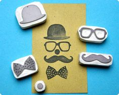 cool rubber stamps