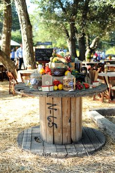 Farmer's Market Wedding at Parker Ranch - Entertain | Fun DIY Party Craft Ideas