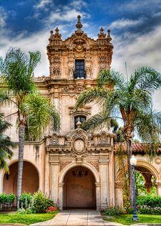 San Diego California #Balboa #Park