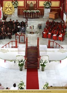 Domingo 9 de Agosto - Oración de 10:00 A.M. en la Col. Amistad #SantaConvocacion2014