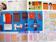 Rare-Warabe-Doll-Washi-Paper-Doll-Japanese-Paper-Craft-Book