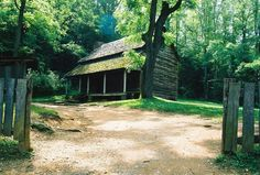 Cades Cove - A place to take the whole family for some relaxing fun!