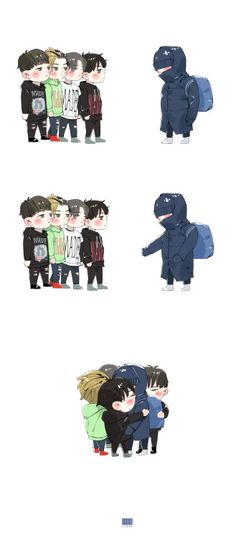 BIGBANG HUG FANART