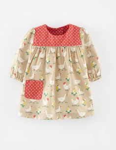 Hotchpotch Cotton Dress 73132 Dresses at Boden