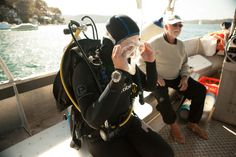 Sarah Ward; Professional Maritime Archaeologist and Diver. Read the interview on the PADI Blog!