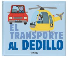 Coches, aviones, trenes, barcos, camiones de bomberos, vehículos de tres ruedas ... este libro anima a los niños a descubrir los secretos de transporte al tocar, mirar y aprender. Al final de la historia, van a encontrar una pista de carreras de Fórmula 1 se pueden trazar con sus dedos! Editorial, Products, Children's Library, Children's Books, Board Book, Race Tracks, Firefighters, Gadget