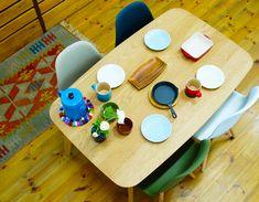 【楽天市場】【選べる2脚セット】チャールズ&レイ・イームズ DSWシェルチェア イームズチェア Eames DAIVA:デザイナーズ家具専門店-PERKS Interior, Indoor, Interiors