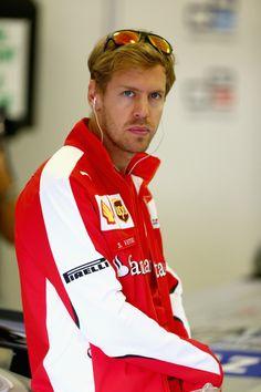 Sebastian Vettel, F1 Driver - Germany.