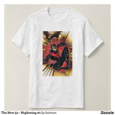 The New 52 - Nightwing #1 T Shirt