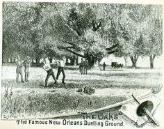Duel under the Oaks #duel #duelo #duelist #sword #fencing #esgrima #neworleans