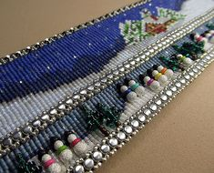 Loomie Snow Cabin - Forums - Beading Daily
