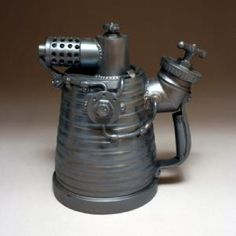 A Gallery Of Steampunk Teapots