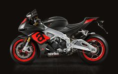 Télécharger fonds d'écran 4k, l'Aprilia RSV4 RR, motos sportives, 2017 vélos, italien de motos, Aprilia