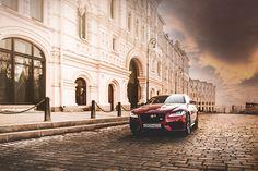 Нужен ли Jaguar XF S полный привод?