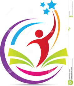 Education Logo Design, S Logo Design, Bakery Logo Design, Education Icon, Daycare Logo, Friend Logo, School Labels, Paper Birds, Cute Photography