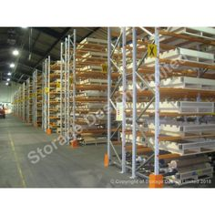 An Installation by Storage Design Limiteed Pallet Boxes, Yellow Pages, Storage Design, Pallet Racking, Projects, Rollers, Bespoke, Furniture, Home Decor