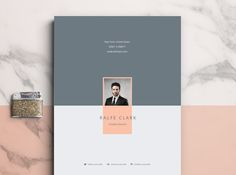 Clever is another free resume template in the series of cv's we are publishing. This template is clever one that makes use of all spaces. Best Free Resume Templates, Simple Resume Template, Resume Design Template, Cv Template, Layout Template, Design Templates, Design Resume, Executive Resume Template, Resume Examples