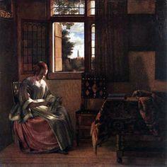 Entenda a pintura de Gênero Holandesa (séc. XVII)  Barroco
