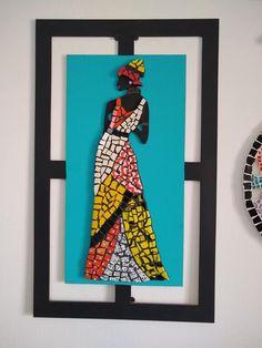 Bottle Crafts, Frames, Symbols, Letters, Painting, Mosaic Crafts, Mosaic Artwork, Painted Ornaments, Mosaics